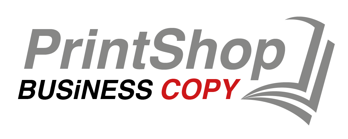 Print Shop Business Copy