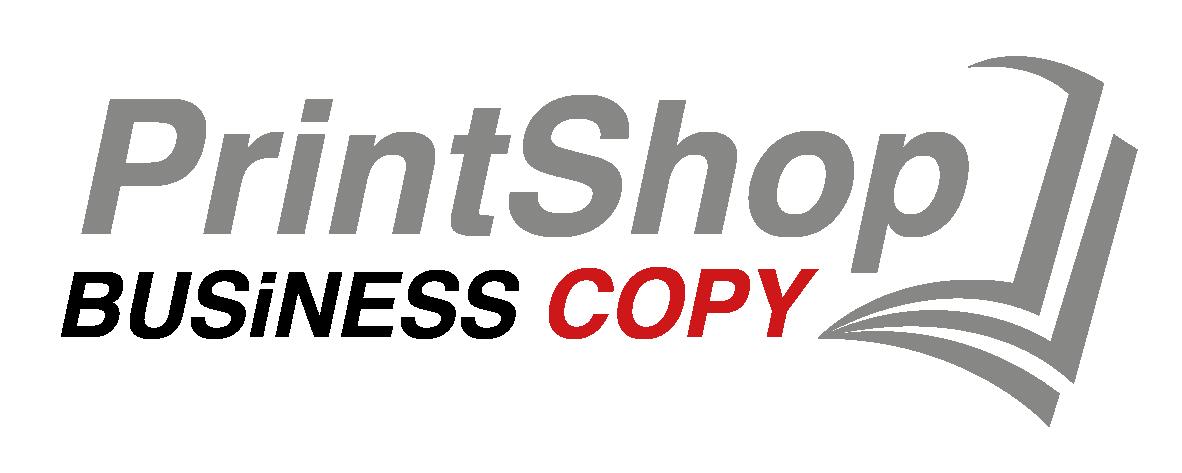 Print Shop Business Copy